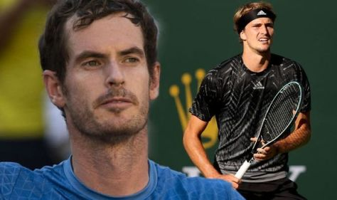 Andy Murray confident he can win Indian Wells as Brit plots downfall of Alexander Zverev