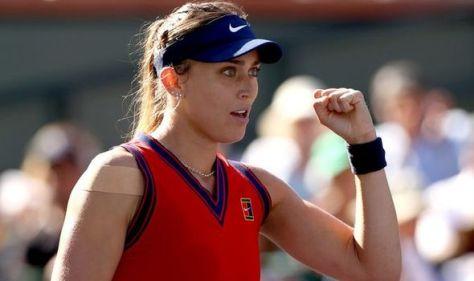 Paula Badosa emulates Emma Raducanu achievement by winning Indian Wells on debut