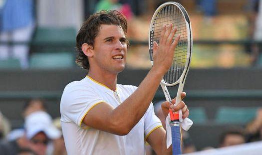 Wimbledon 2017: Dominic Thiem eyes Novak Djokovic win in ...