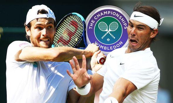 Rafael Nadal vs Joao Sousa LIVE: Wimbledon updates from Manic Monday, Federer and Djokovic later