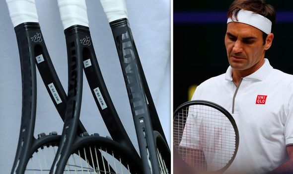 Roger Federer reveals how the Wilson RF 97 Racket helped him