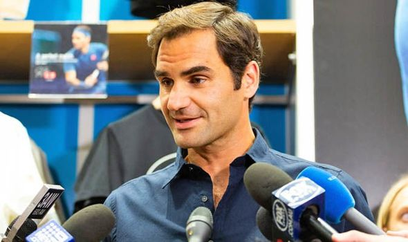 Roger Federer is wary about the Australian Open draw