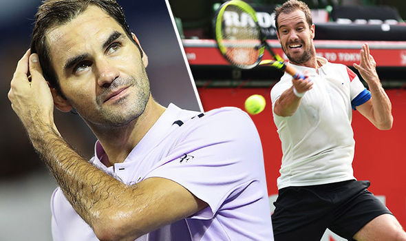 Roger Federer vs Richard Gasquet LIVE updates