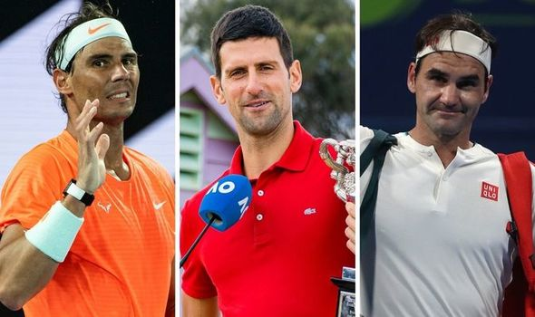 The ATP Tour's 'Big Three' have rarely played in the same event in recent years