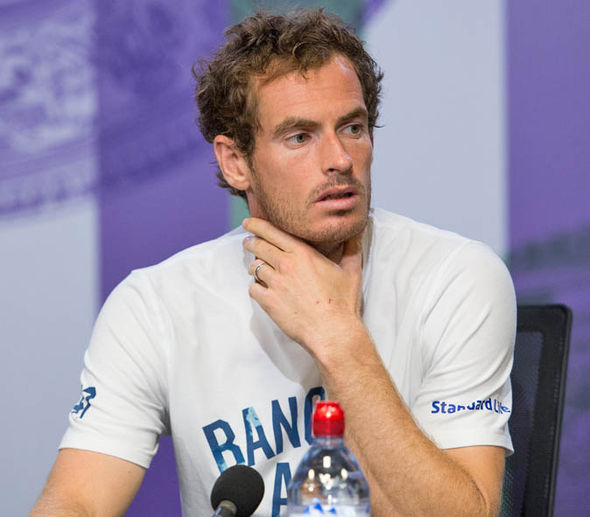Andy Murray will listen to his medical team on what is best for him