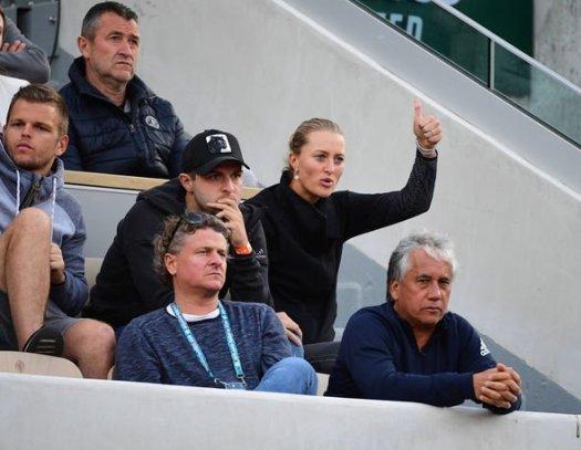 Dominic Thiem girlfriend: Who is Kristina Mladenovic ...