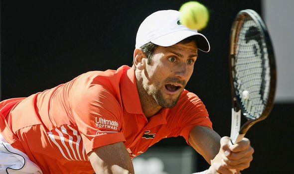 Rafael Nadal vs Novak Djokovic LIVE: Italian Open updates as Nadal tries to defend title
