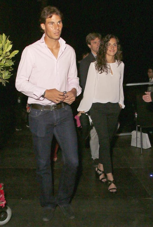 Rafael Nadal wife: Who is Xisca Perello? Do they have ...