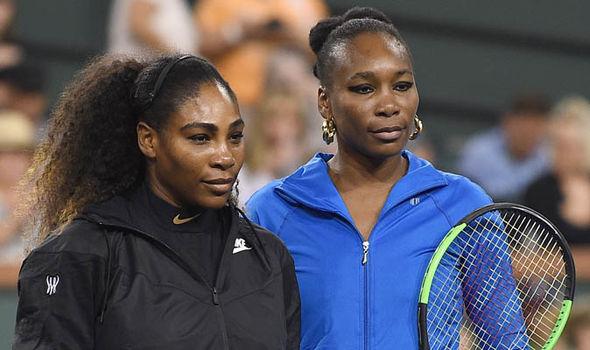 Roger Federer Serena Williams
