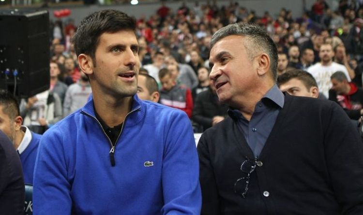 Novak Djokovic's father takes swipe at Roger Federer - 'He is not as good a man'