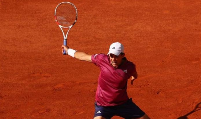Dominic Thiem out of French Open as Nadal and Djokovic's main threat suffers early exit