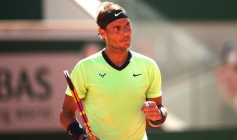 Rafael Nadal sets Novak Djokovic first test after easing through French Open first round