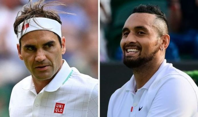 Wimbledon make schedule decision on Roger Federer and Nick Kyrgios for England clash