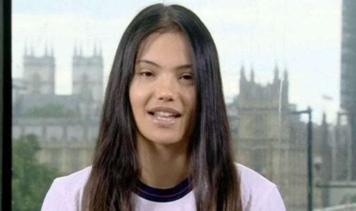 Emma Raducanu comes out fighting in first Wimbledon interview after John McEnroe criticism