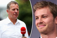 Nico Rosberg retirement hurt Mercedes years F1 expert Martin Brundle