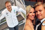 Nico Rosberg Valtteri Bottas Lewis Hamilton Mercedes not easy