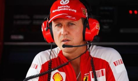'I'm sorry people talk about him as if he's dead' - Ferrari give Michael Schumacher update