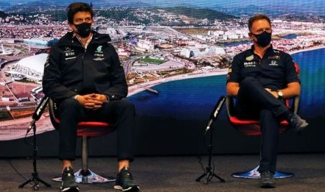 Mercedes chief Toto Wolff hits back at Red Bull's Christian Horner - 'I find it worrying'