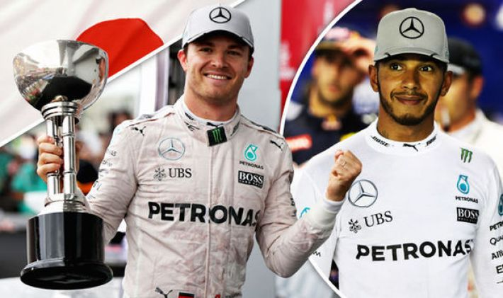 Image result for lewis hamilton ordered mercedes to withdraw protest at japanese grand prix