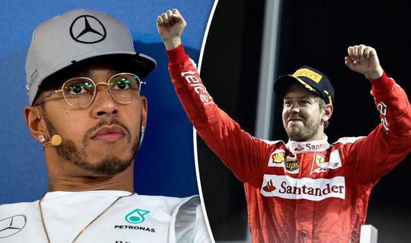 Mercedes shock swoop Ferrari Sebastian Vettel join Lewis Hamilton?