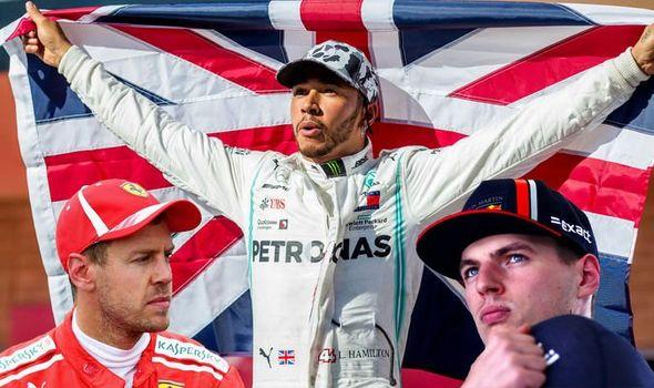 Lewis Hamilton has now won six world titles