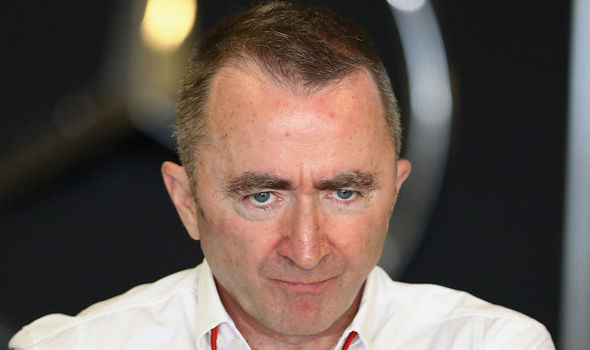 Ex-Mercedes and now Williams man Paddy Lowe