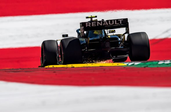 Austrian Grand Prix LIVE: It's red hot in Austria
