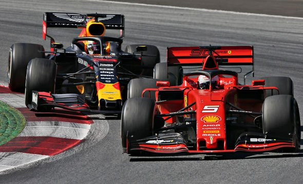 Austrian Grand Prix LIVE: Verstappen has snuck into second but says he's