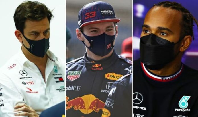 Toto Wolff opens door for Red Bull's Max Verstappen with Lewis Hamilton Mercedes admission