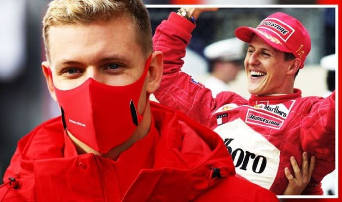 Mick Schumacher will deal with father's legacy pressure as he gears up for Haas F1 debut