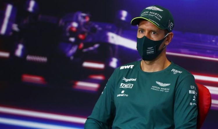 Sebastian Vettel 'upset and angry' after Bahrain Grand Prix qualifying