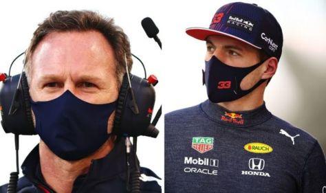 Max Verstappen fumes at Christian Horner after Lewis Hamilton wins epic Bahrain Grand Prix