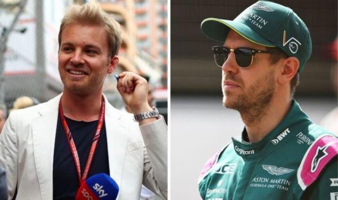 Nico Rosberg has Sebastian Vettel F1 exit hope amid Lewis Hamilton battle