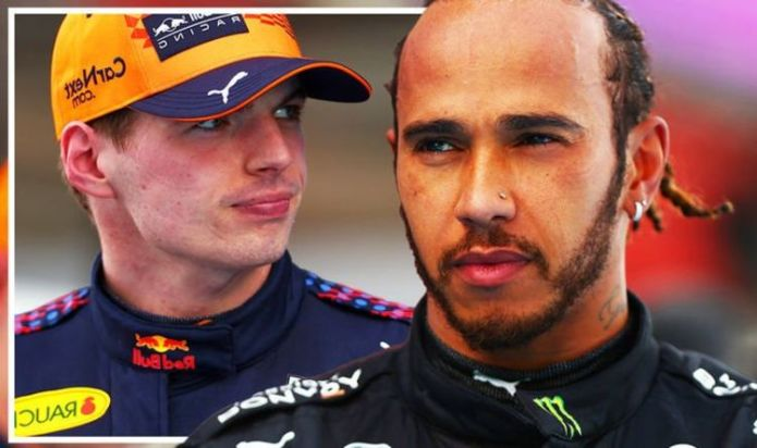 Lewis Hamilton vs Max Verstappen verdict given by Mercedes' Stoffel Vandoorne - EXCLUSIVE