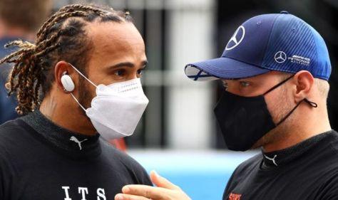 Nico Rosberg weighs in on Mercedes replacing Valtteri Bottas with George Russell midseason