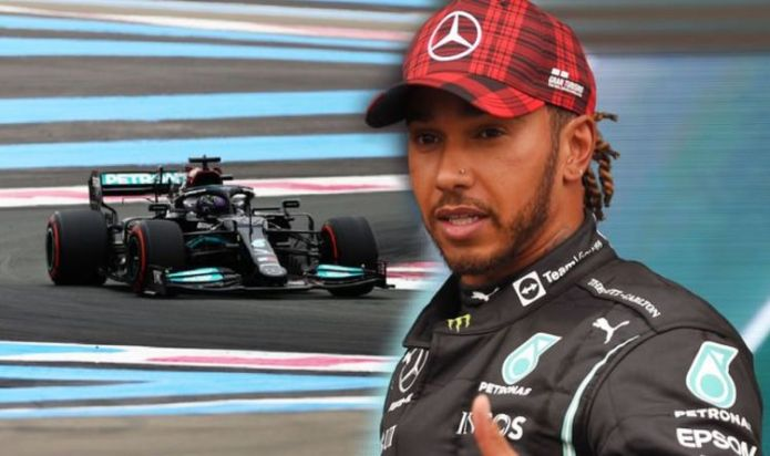 Lewis Hamilton 'silenced the myth' after out-qualifying Valtteri Bottas ahead of French GP