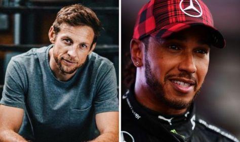 Lewis Hamilton 'the best we've seen' says Jenson Button as Brit's big change explained