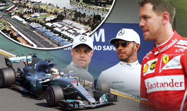 Australian Grand Prix LIVE