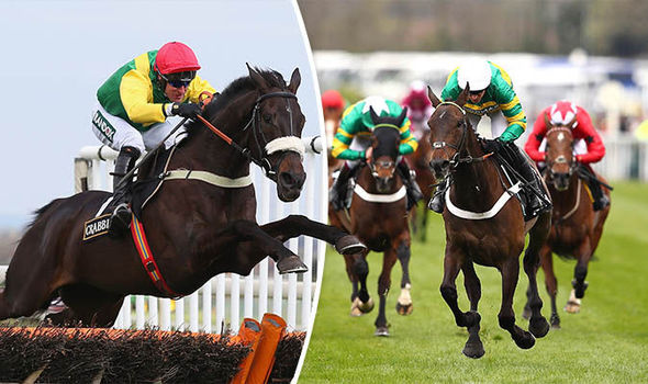 Grand National at Aintree horse races