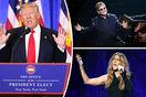 stars shun donald trump elegant inauguration concert