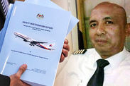 MH370 report flight news MH370 report updates pilot last message