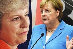 Germany news: Angela Merkel issues apology as coalition ...