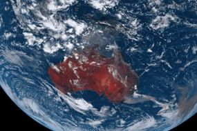 Australia fires from space: NASA's terrifying pictures of ...