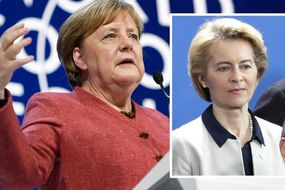 Angela Merkel demands Brussels develop 'stronger' voice as Brexit crisis about to explode