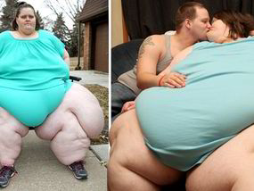 Image result for fattest woman