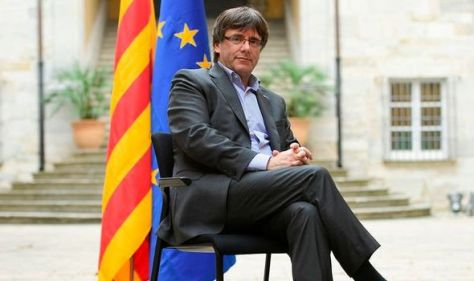 Catalan independence rebel Carles Puigdemont ARRESTED in Italy by order of Spanish court