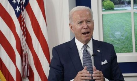 Biden called Trump a 'f***ing a**hole' after finding his White House 'toys', book claims