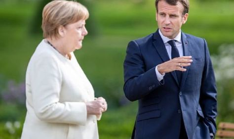 EU turmoil as France and Germany to lose grip on bloc over election chaos – expert warning