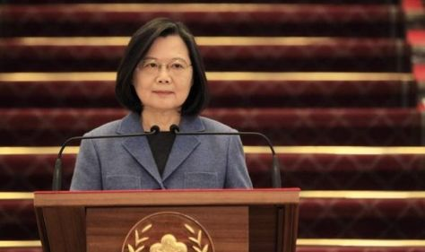 Taiwan's leader takes stance against China despite 'greater pressure' from Beijing