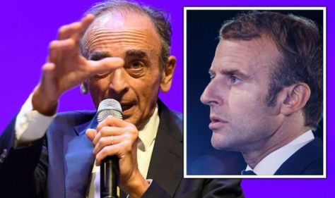 End of Macron! New right-wing contender to rock French President – 'serious challenge'